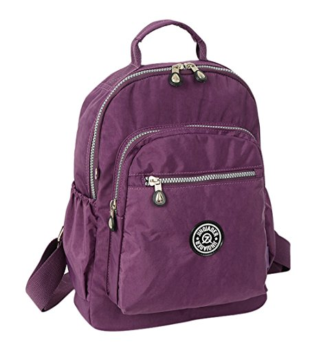 fanselatm-sports-travel-nylon-backpack-purple