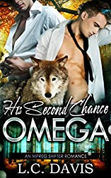 His Second Chance Omega: M/M Shifter MPREG Romance (The Mountain Shifters Book 5)