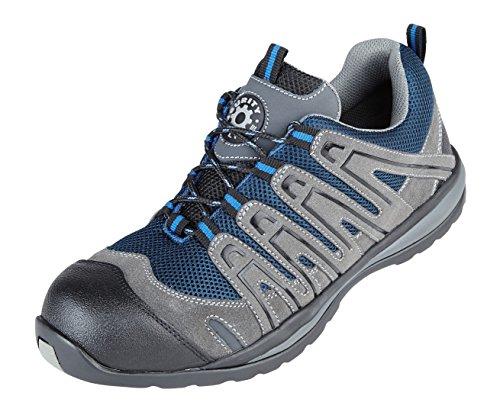 Kleidung Briggs (Briggs 4207GR100Himalaya-Galvan Composite Trainer Schuh, Größe 10, grau/blau)