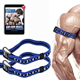 BFR Bands - 'Pro Slim' BFR Bands (Pair) - Occlusion Training...