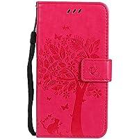 Motorola Moto G5 Hülle Rose Red im Retro Wallet Design,Cozy Hut Motorola Moto G5 Hülle Leadertasche Premium Lederhülle... preisvergleich bei billige-tabletten.eu
