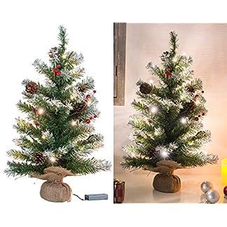Britesta-Weihnachtsbaum-klein-Deko-Weihnachtsbaum-mit-30-LEDs-Pinienzapfen-und-Eibenbeeren-60-cm-Knstlicher-Weihnachtsbaum