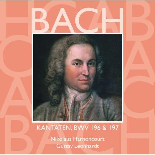 """Cantata No.197 Gott ist unsre Zuversicht BWV197 : II Recitative - """"Gott ist und bleibt der beste Sorger"""" [Bass]"""