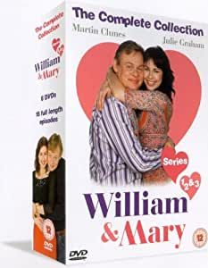 William And Mary: Series 1-3 [DVD]