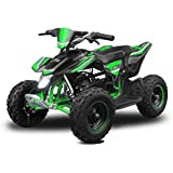 "Mini Quad Madox Premium Easy Starter 49cc 4"" ATV Quad Kinderfahrzeug Kinderquad Bike Pocket"