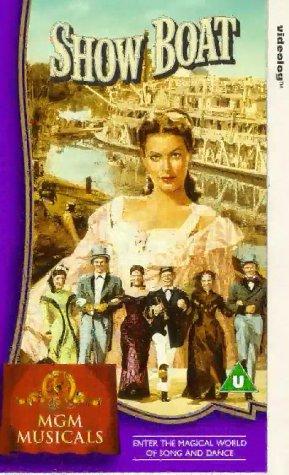 Preisvergleich Produktbild Showboat [UK-Import] [VHS]