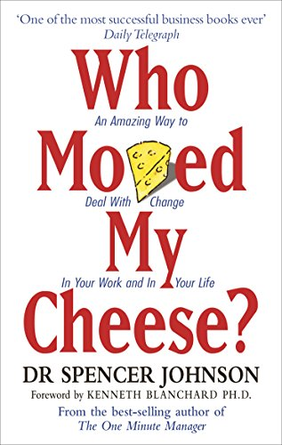 With over 2.5 million copies sold worldwide, Who Moved My Cheese? is a simple parable that reveals profound truths  It is the amusing and enlightening story of four characters who live in a maze and look for cheese to nourish them and make them happy...