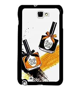 Printvisa Ultra Make up Bottles 2D Hard Polycarbonate Designer Back Case Cover for Samsung Ga...