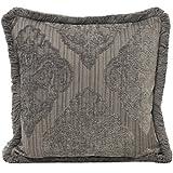 """Riva Paoletti """"Winchester"""" Cushion Covers, Silver, 45 x 45 cm"""