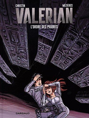 Valérian - tome 20 - Ordre des Pierres (L') par Christin Pierre