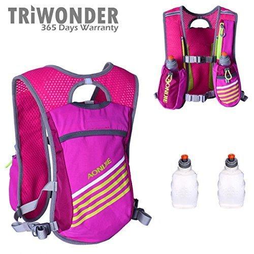Mochila Pack de hidratación Triwonder 5.5L Mochilas Trail Mochila Run