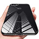 Coque iPhone 8, KKtick iPhone 8 Housse de Protection Ultra Mince Transparente TPU Silicone avec Absorption de Choc Housse Etui et Anti-Scratch Case pour Apple iPhone 8/ iPhone 7(Transparent)