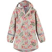 Reima Vatten Raincoat Girls lichen green 2019 Jacket