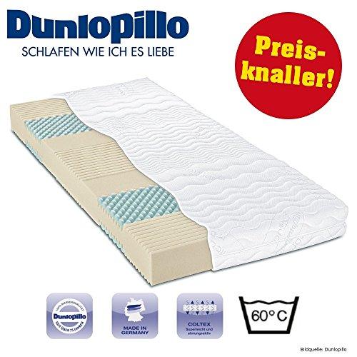 Dunlopillo Kaltschaum Matratze 7 Zonen 200x200cm H3 Multi Care Plus 2100 NP:1199EUR