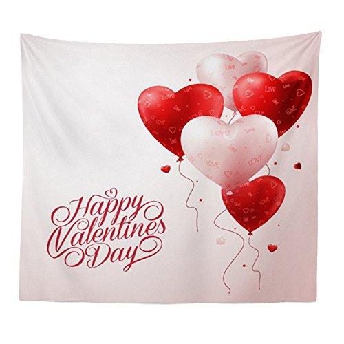 Serviette de Plage décorative pour la Maison,Nappe,décoration spéciale du Festival de la Saint-Valentin,150x120cm par Anliyou