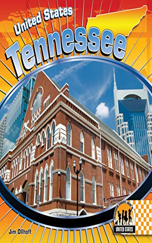 Tennessee (Checkerboard Geography Library - United States) (English Edition)