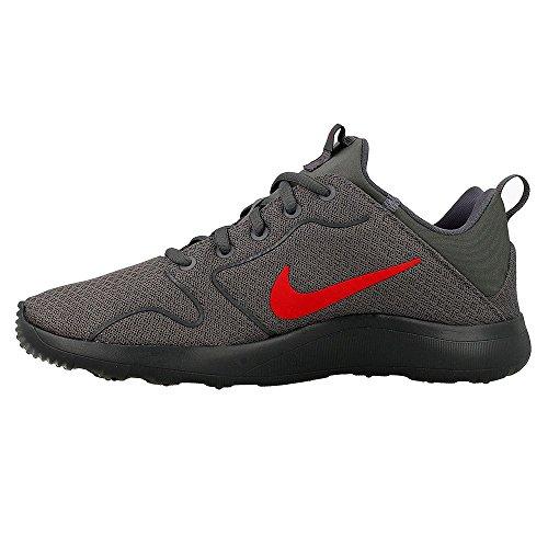 Nike Jungen Kaishi 2.0 Gs Joggingschuhe Grau-Rot