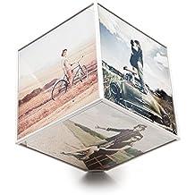 Balvi - Marco Kube Giratorio 6 x 10 x 10, 1 x AA (No