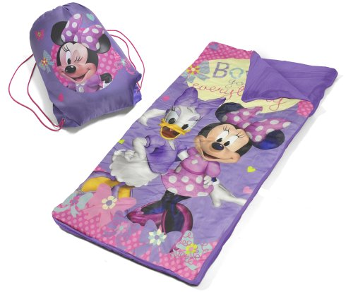 Disney Minnie Mouse Slumber Bag Set by Disney