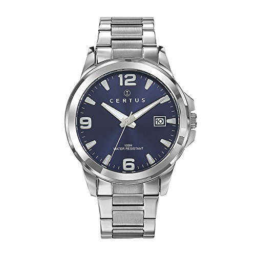 Certus Herren-Armbanduhr 616438