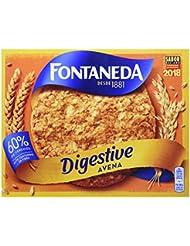 Fontaneda Digestive Galletas con Avena - 550 g