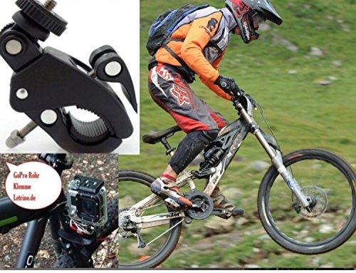 Lenker Mountain Bike Klemme für SJcam Rollei Bullet Dazzne Trek Haibike Sj4000 Fahrrad Lenker Klemme Bike clamp -