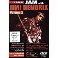 Jam with Jimi Hendrix Volume 2