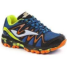 Joma Trek Jr, Zapatillas de Running para Asfalto para Niños