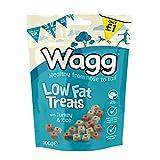 Inspired - Wagg Low Fat Treats £1-100g - EU/UK
