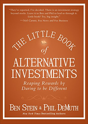 Steine Portfolio (The Little Book of Alternative Investments: Reaping Rewards by Daring to be Different (Little Books. Big Profits))