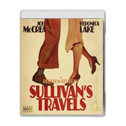 Preisvergleich Produktbild Sullivan's Travels [Blu-ray] [UK Import]