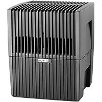 Venta Luftwäscher LW15 Luftbefeuchter und Luftreiniger für Räume bis 20 qm, anthrazit