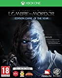 La Terre du Milieu : l'ombre du Mordor - édition jeu de l'année - [Edizione: Francia]