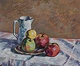 Das Museum Outlet-Stillleben mit Äpfeln, 1914-Leinwandbild Print Online kaufen (101,6x 127cm)