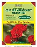 Padhuka's Students Handbook on Cost and Management Accounting for CA Inter Nov. 2017 Exam (New Syllabus)