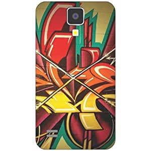 Via flowers Unique Matte Finish Phone Cover For Samsung Galaxy S4