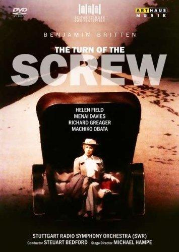 Preisvergleich Produktbild Benjamin Britten: The Turn of the Screw (Schwetzingen,  1990)