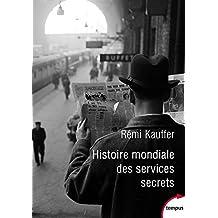 Histoire mondiale des services secrets