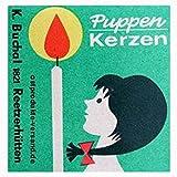 Puppenkerzen 20 Pack | GRATIS DDR Geschenkkarte | DDR Produkte | Geschenkidee für alle Ostalgiker aus Ostdeutschland | Ossi Produkte