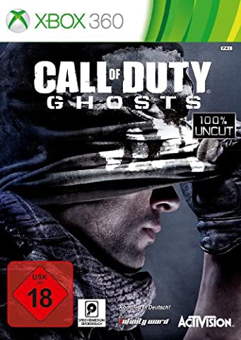 Call of Duty: Ghosts (100% uncut) - [Xbox