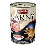 Animonda | Carny Kitten Rind & Putenherz | 6 x 400 g