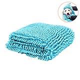 Die besten natürlich nach Hause Badetücher - Comtervi Haustier Handtuch,Hunde Handtuch,Super saugfähiges Hundehandtuch,Dry Pet Towel Bewertungen