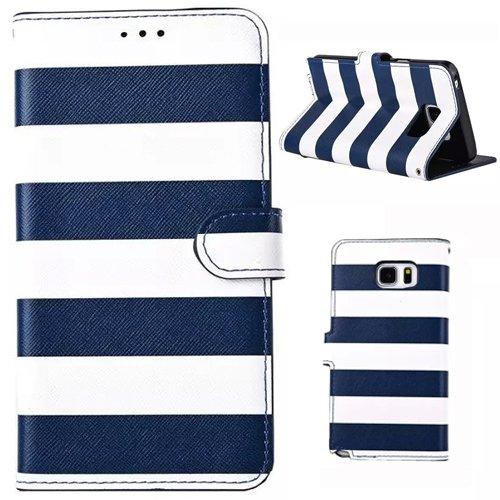 Semoss 1X Band Schutzhülle aus Leder für Samsung Galaxy Note 5 Samsung Stripe