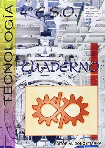 Tecnología 4º ESO. Cuaderno de Ejercicios. - 9788470633942