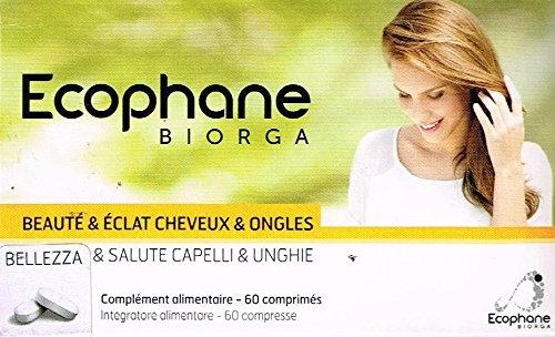 Ecophane Biorga bellezza e salute unghie e capelli 60