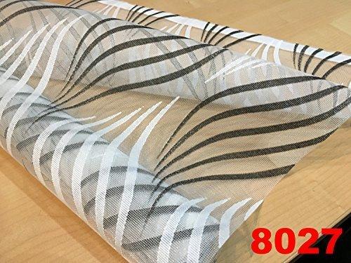 plisseeonline 8027 Panneau Coulissant avec revêtement en Aluminium 50 x 250 cm