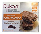 DUKAN - Barrette con cioccolato e nocciola
