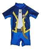 Combinaison UV pour enfant maillot de bain pour Jack et les pirates du Pays imaginaire Taille 92–110