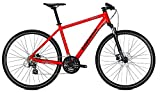 Univega Terreno 3.0 Cross Bike 2018 (60, firered Glossy Herren)