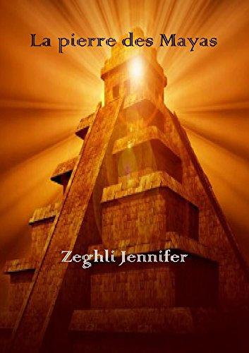 La pierre des Mayas (French Edition) book cover